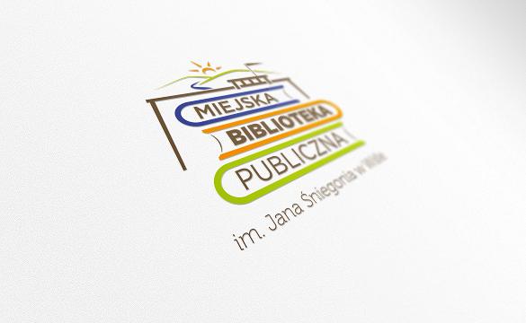 Biblioteka Wisła Logo2